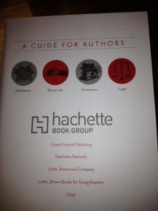 Hachette Booklet