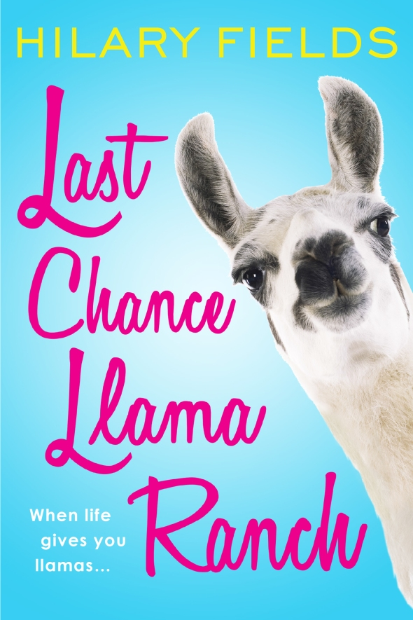 LAST CHANCE LLAMA RANCH Drops August of 2015!